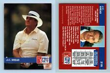 J.C. Snead #216 PGA Tour 1992 Pro Set Trading Card