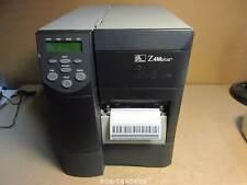 Zebra Z4M plus Parallel 203Dpi Thermo Label Drucker Z4M00-200E-0000 - PRINTS OK