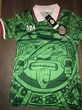 Mexico Retro Shirt 1998 World Cup Shirt Large