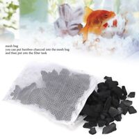 Anti Odor Activated Carbon Charcoal Purify For Filter Fish Tank Aquarium