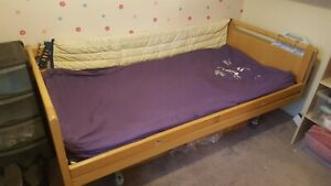 Invacare Mobility, Disability, Hospital Electric Single Bed