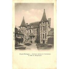 [14] Pont-l'Evêque - Ancienne maison de l'intendance de mlle de Montpensier.