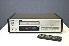 SONY CDP-X559 ES CD-Player mit FB und Holzwangen