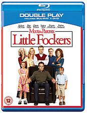 LITTLE FOCKERS blu-ray /dvd BEN STILLER Jessica Alba ROBERT de NIRO SEALED