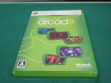 Xbox360 -- XBOX LIVE arcade omnibus disc -- JAPAN. GAME. Work. 55502