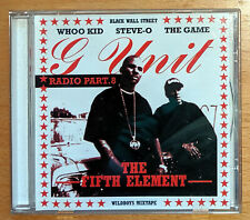 Whoo Kid‎ - G Unit Radio Part 8 - The Fifth Element (CD, 2004)