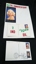 Marilyn Monroe stamp / James Deans too MUST READ DESCRIPTION / RARE ONLY 5 known
