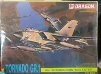 Dragon Tornado GR.1 Military aircraft model 1/144th 4566 FACTORY SEALED!!