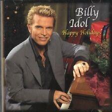 Billy IDOL-HAPPY HOLIDAYS CD speciale Christmas album natalizio