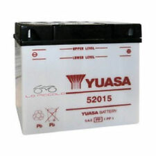 BATTERIA YUASA 52015 12 V 20 AH LAVERDA DIAMANTE STRIKE 750 MOTO GUZZI GTS 350