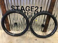 """New Stan's NoTubes Crest S1 ZTR 27.5"""" Tubeless Ready Lefty Wheelset- Take Off"""