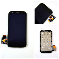For Motorola Moto G XT1032 XT1036 LCD Display Touch screen Digitizer with Frame