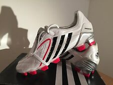 Adidas predator powerswerve TRX FG 42 2/3 UK 8,5 us 9 New nuevo K-Leather Mania