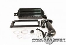 PROCESS WEST Top Mount Intercooler for Subaru 07-09 Liberty/Legacy GT-Black