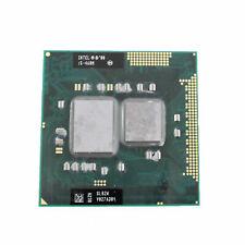 Procesador Intel Core i5-460M 2.53GHz 3M Processor SLBZW Usado