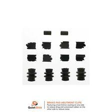 Disc Brake Hardware Kit Front,Rear Carlson H5665Q