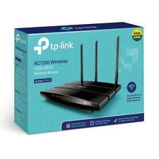 TP-Link Archer VR400 AC1200 Dual Band Wireless VDSL2 ADSL2 Modem Router 1200Mbps