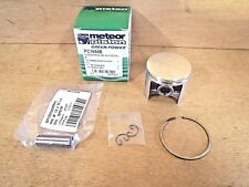 Meteor piston kit for Husqvarna 262 262xp 48mm with Caber ring Italy