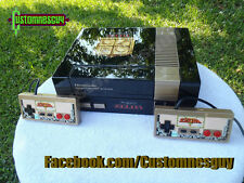 CUSTOM NES NINTENDO LEGEND OF ZELDA  BY CUSTOMNESGUY WORLD SHIP! PREMIUM VERSION