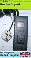 Genuine Panasonic VW-AS1 Video AC Adaptor 6V Charger for Video 8/Hi8 camcorder