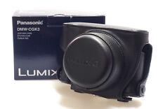 Panasonic DMW-CGK3E Leder-Tasche f. Lumix GF2 Kamera**NEU***HÄNDLER** CGK 3 E