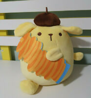 POMPOMPURIN PLUSH TOY SANRIO YELLOW DOG CHARACTER TOY 22CM