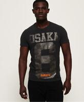 Superdry Mens Osaka Camo T-Shirt