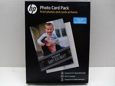 HP PHOTO CARD PACK *NEW* *FREE SHIPPING*