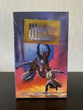 Masters of Fantasy Metallic - Sealed Trading Card Box - FPG 1996