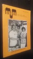 Mum Magic Unity Might Septiembre 1979 Vol. 69 N º 4 F&d Buslovich Demuestra Be