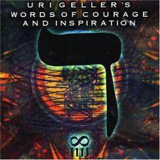 Geller, Uri - Words of Courage and Inspiration CD NEU