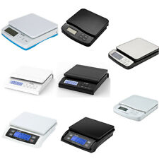 Portable Electric Digital Shipping Postal Scales Weight Ups Fedex With Adapter