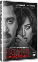 DVD Escobar - Il Fascino Del Male - Nuovo sigillato - EDITORIALE