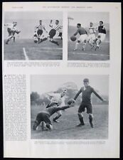 Swanley V Catford Wanderers FC Football Club amatoriale COPPA E. Bryant L'ARTICOLO 1933