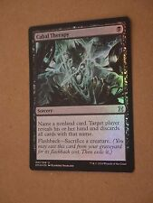 MTG MAGIC ETERNAL MASTERS 2016 - CABAL THERAPY (NM) FOIL