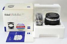 *Near Mint in Box* Carl ZEISS PLANAR T * 50mm f/1.4 ZF.2 for Nikon Ai-s MF Lens