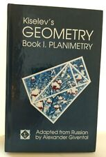 Kiselev's GEOMETRY BOOK I. PLANIMETRY Adapted from Russian ALEXANDER GIVENTAL LN