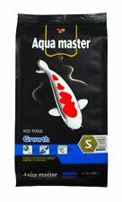 Aqua Master Growth Fish Food, 2.2-Pound/Bag, Small