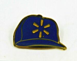 Walmart Hat Baseball Cap Logo 2016 Collectible Pinback Pin Button
