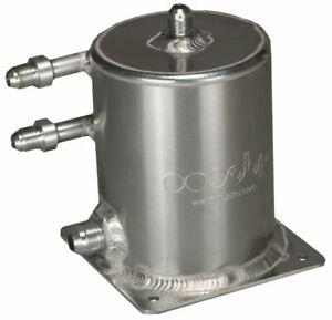 OBP 1 Ltr Alloy Fuel Swirl Pot 135mm (H) x 100mm (Dia) Base Mount (OBPJICS23)