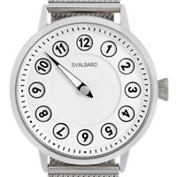 Svalbard Converse AB12 - Single Hand watch, Swiss movt, Limited Edition 500 pcs.
