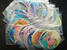CHIPICAO Spongebob Movie Sponge on the Run (2020) - numbers/pogs to choose