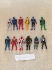 "New listing Lot of 12 Power Rangers Jungle Fury 6"" Figures"