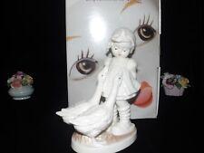 "goebel hummel figurine # 47/Ii Goose Girl Large 7.75"" tall Tmk 7 fantastic Mib"