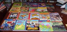 20 level 1 and 2 Readers Lot #13 - Boys - Step Into Reading, I Can Read+