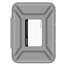 """Orico PHX-35 3.5"""" HDD Hard Disk Drive Protection Enclosure Case Storage Box Gray"""
