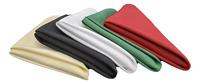Cloth Table Napkins Linens 20 x 20 - Easy Care 100% Spun Poly - Cotton Like Feel