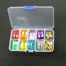 120pc Blade Fuse Assortment Auto Car Truck Motorcycle FUSES Kit ATC 2016