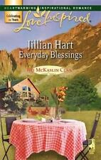 Everyday Blessings (The McKaslin Clan: Series 3, Book 4) (Love Inspired #400)