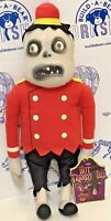 New Hotel Transylvania 3 Zombie Bellhop Movie Theater Plush Toy Doll Monster NWT